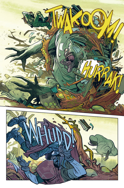 Page 4 Oblivion song tome 1