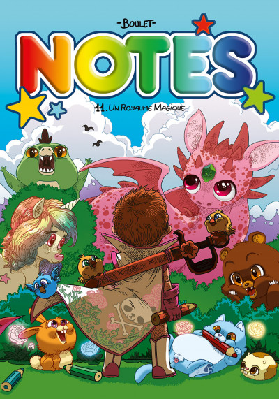 Couverture Notes tome 11