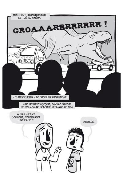 Page 3 Davy Mourier VS tome 2 - La télévision