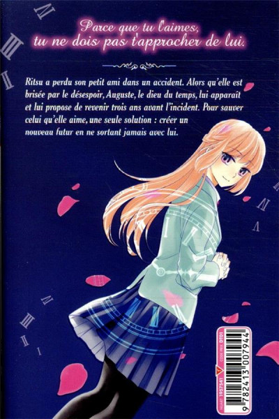 Dos Stay away tome 1
