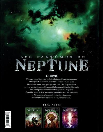 Dos Les fantômes de Neptune tome 3
