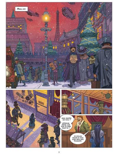 Page 1 Les fantômes de Neptune tome 3