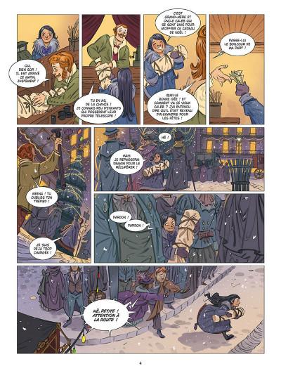 Page 2 Les fantômes de Neptune tome 3