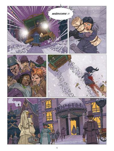 Page 3 Les fantômes de Neptune tome 3