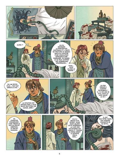 Page 4 Les fantômes de Neptune tome 3
