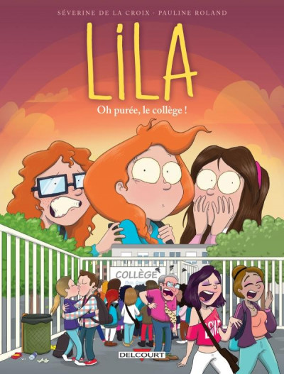 Couverture Lila tome 3