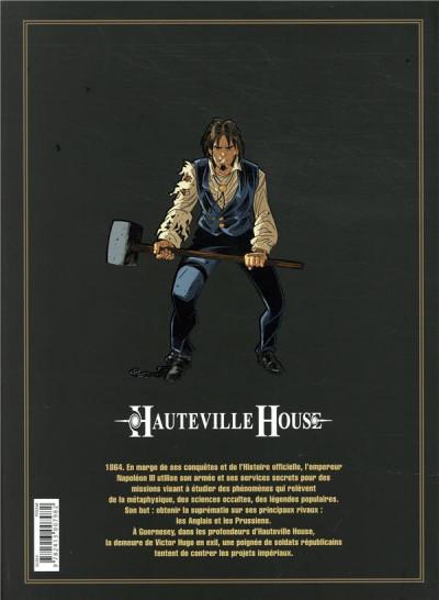 Dos Hauteville house - intégrale tomes 12 à 15