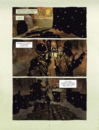 Page 4 Un destin de trouveur