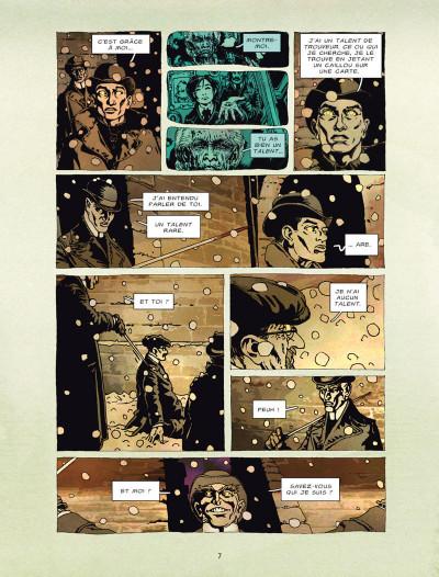 Page 7 Un destin de trouveur