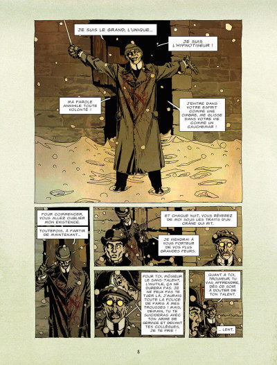 Page 8 Un destin de trouveur