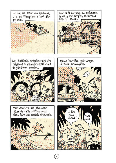 Page 4 Scoop - Ce qui suit va vous étonner...
