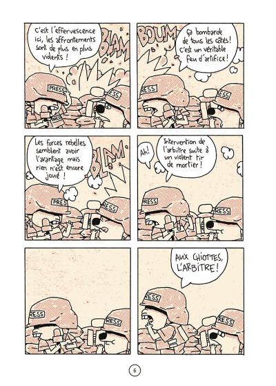 Page 6 Scoop - Ce qui suit va vous étonner...
