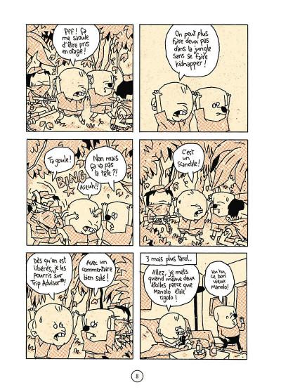 Page 8 Scoop - Ce qui suit va vous étonner...