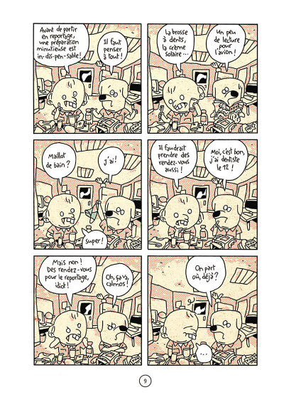 Page 9 Scoop - Ce qui suit va vous étonner...