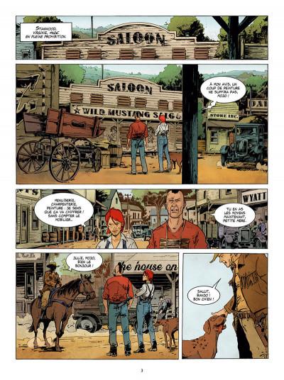 Page 3 Julie Doohan tome 2