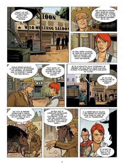 Page 4 Julie Doohan tome 2