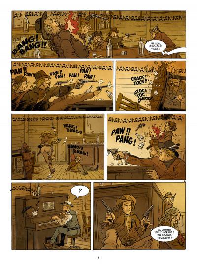 Page 6 Julie Doohan tome 2