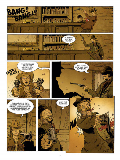 Page 7 Julie Doohan tome 2
