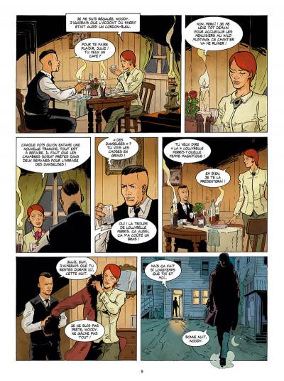 Page 9 Julie Doohan tome 2