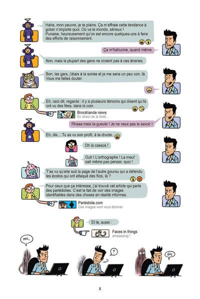 Page 8 L'esprit critique