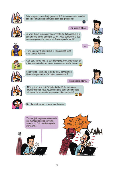 Page 9 L'esprit critique