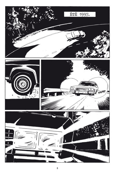 Page 1 Stray bullets tome 1