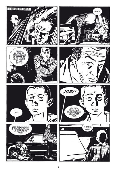 Page 2 Stray bullets tome 1