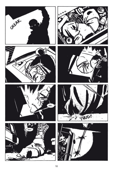 Page 3 Stray bullets tome 1