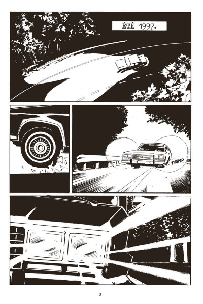Page 8 Stray bullets tome 1