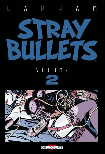 Couverture Stray bullets tome 2