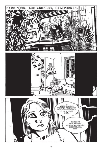 Page 1 Stray bullets tome 2