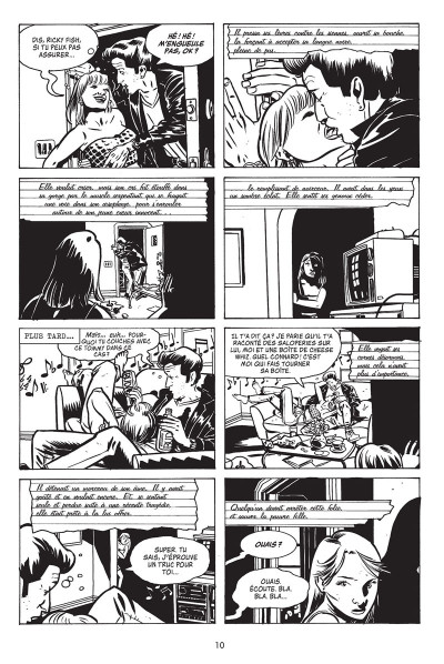 Page 2 Stray bullets tome 2
