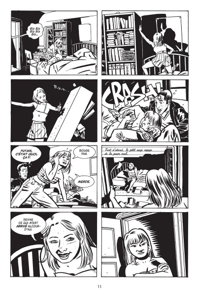Page 3 Stray bullets tome 2