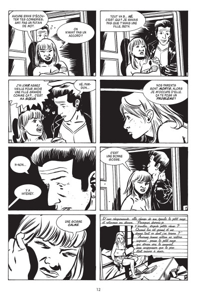 Page 4 Stray bullets tome 2