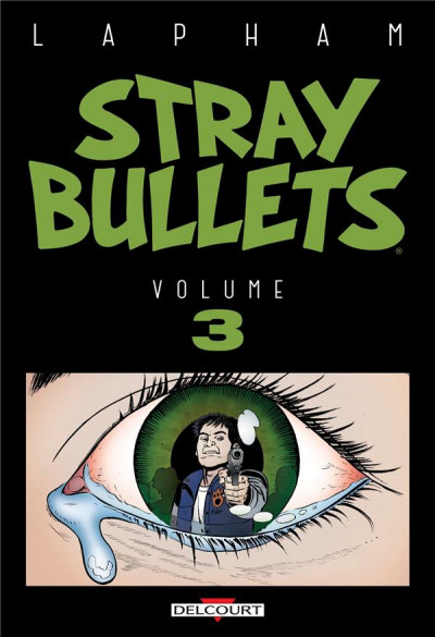 Couverture Stray bullets tome 3