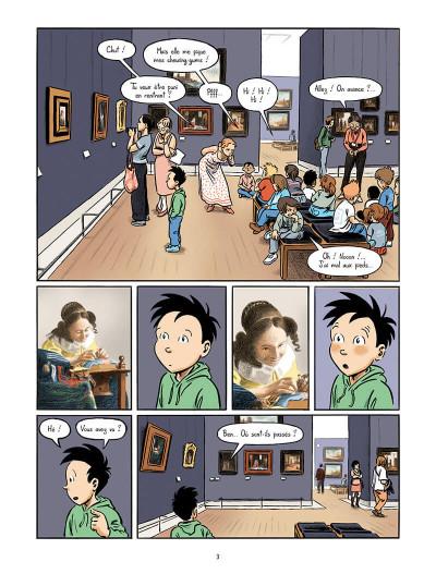 Page 6 Les tableaux de l'ombre