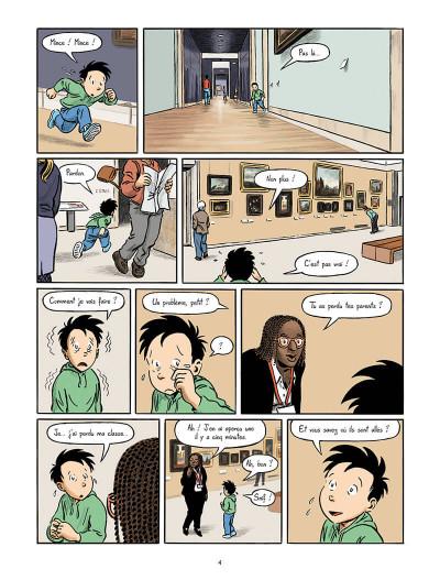 Page 7 Les tableaux de l'ombre