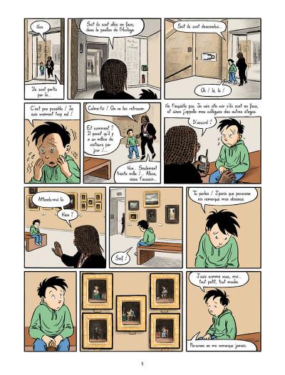 Page 8 Les tableaux de l'ombre