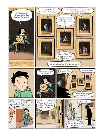 Page 9 Les tableaux de l'ombre
