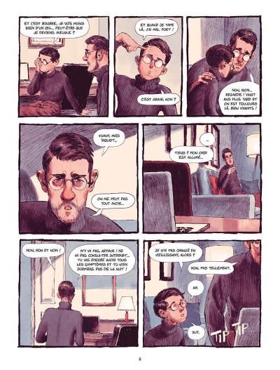 Page 6 L'éveil