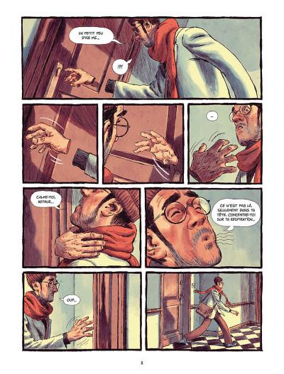 Page 8 L'éveil