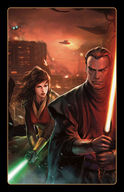 Page 2 Star wars - The old republic - intégrale