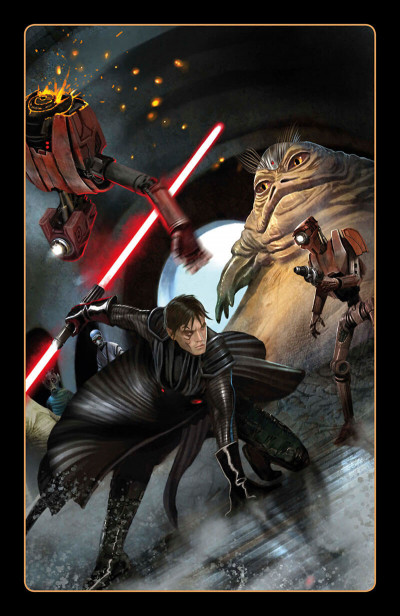 Page 4 Star wars - The old republic - intégrale