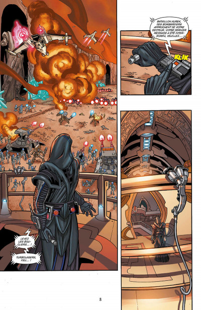 Page 8 Star wars - The old republic - intégrale