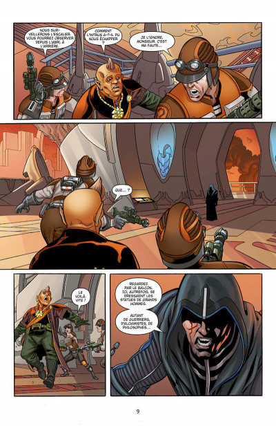 Page 9 Star wars - The old republic - intégrale