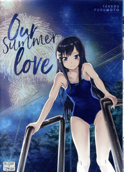 Couverture Our summer love
