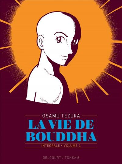 Couverture La vie de bouddha - intégrale tome 1