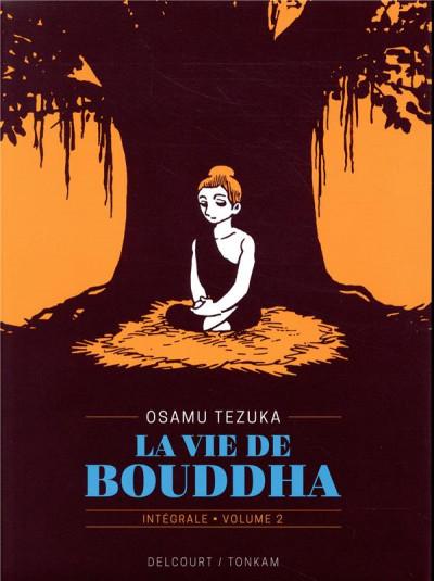 Couverture La vie de Bouddha - intégrale tome 2