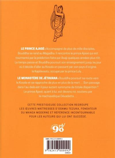 Dos La vie de bouddha - intégrale tome 4