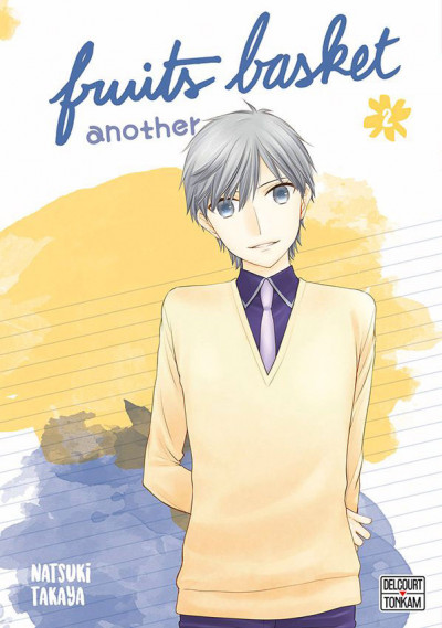 Couverture Fruits basket - another tome 2